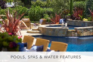 Pool Spas and Water Features