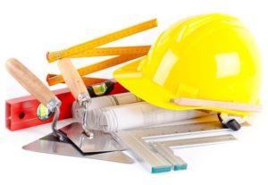 Construction Hat materials
