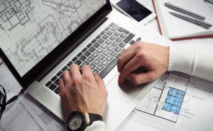 Blueprint on Computer