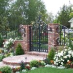 English Gate Landscape Design