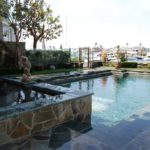 Custom Pool Landscape on the Bay