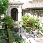 Italian Villa Entryway