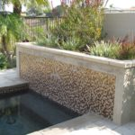 Custom Spa Landscape