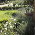 Italian Villa Mixed Landscape
