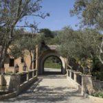 Italian Villa Entry