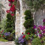 mediterranean floral design