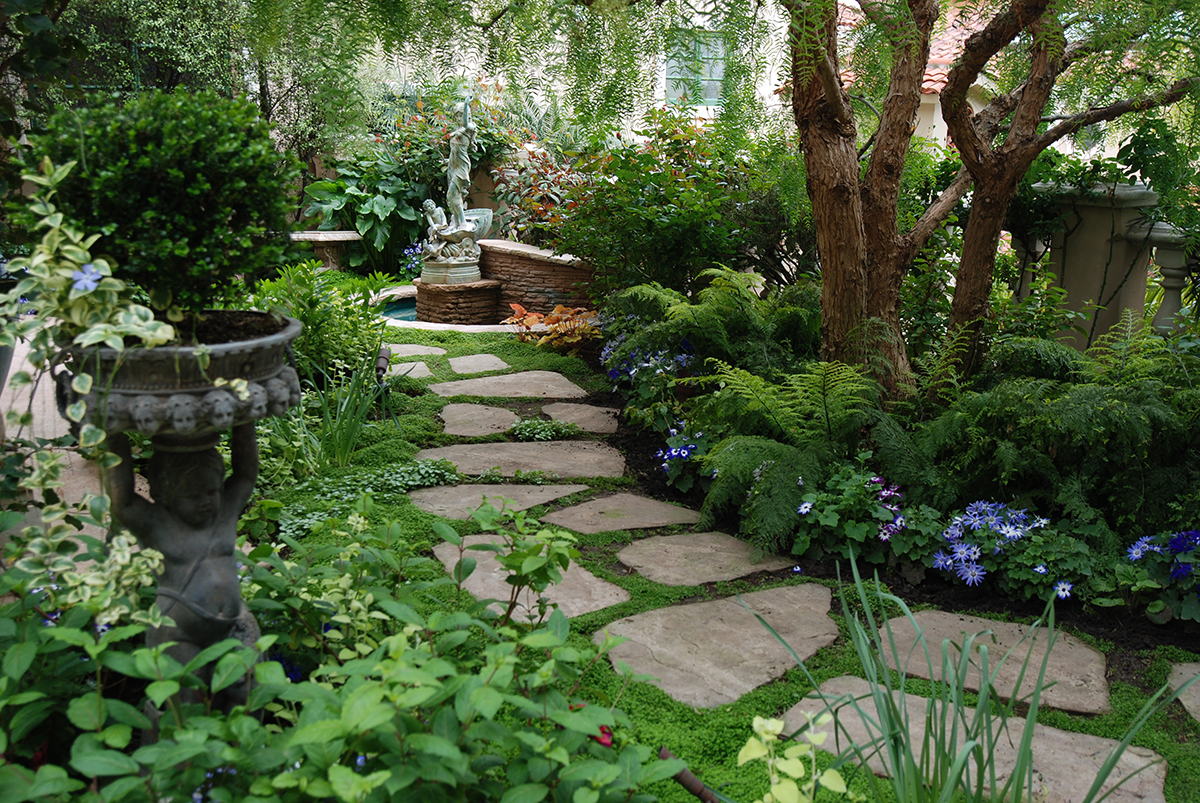 Pathways amp steppers sisson landscapes - Affordable Pathways With Landscape Pathways